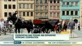 Қазақстан мен Польшаның экономикалық қарым қатынасы