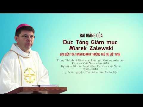 Caritas Việt Nam: Muối cho đời - Ánh sáng cho trần gian