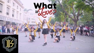 """[KPOP IN PUBLIC CHALLENGE]TWICE (트와이스) """"What is Love?"""" Dance Cover By M.S's traniees From Vietnam"""