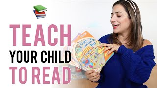 HOW I TAUGHT MY 4 YEAR OLD TO READ INDEPENDENTLY | TEACH YOUR CHILD TO READ | Ysis Lorenna