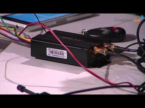 GPS Vehicle Tracker zur Überwachung von Autos