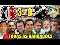 Todas As Narrações - Santa Cruz 3 X 0 ABC / Copa Do Brasil 2019