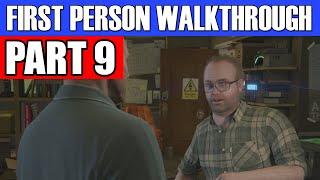GTA 5 First Person Gameplay Walkthrough Part 9 - MEET LESTER!  | GTA 5 First Person