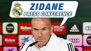Real Madrid vs Leganés | Pre-match press conference