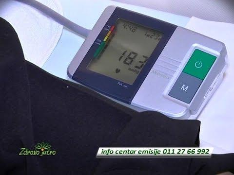 Hipertenzija stupnja 2 rizik 4