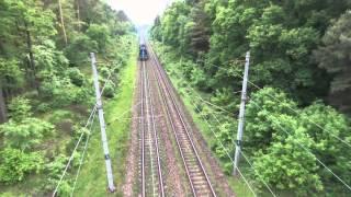 Nad vlakem bebop drone