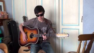 John Butler Trio - Something's gotta give Cover (Seagull Artist Studio S12)