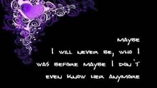 Miley Cyrus -Every part of me (lyrics)