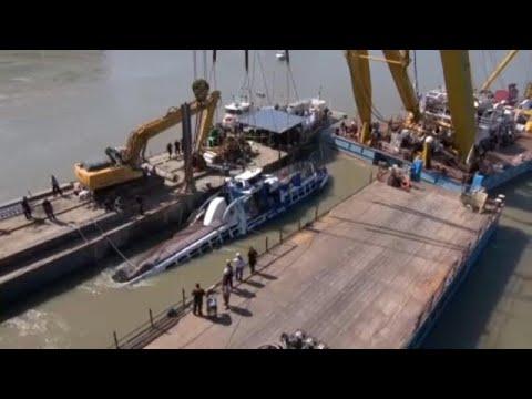 Ουγγαρία: Στη φυλακή καπετάνιος κρουαζιερόπλοιου