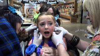 Ears Pierced At Claires
