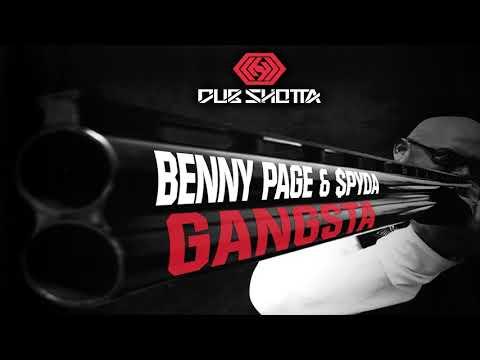 Benny Page & MC Spyda - Gangsta