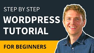 WordPressTutorialForBeginnersStepbyStep2018