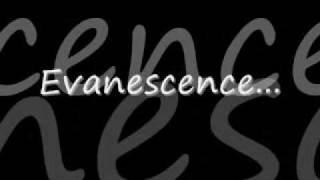 Evanescence~Before the Dawn [Lyrics]