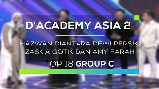 Video Hazwan diantara Dewi Persik, Zaskia Gotik dan Ammy Fara (D'Academy Asia 2) MP3, 3GP, MP4, WEBM, AVI, FLV September 2019