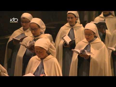 Vêpres et Eucharistie du 7 novembre 2015
