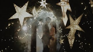 Whimsical Boho Wedding Under Stars | Clay + Christi