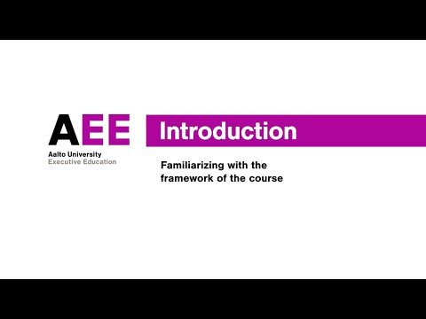 Introduction / Fundamentals of Change Management Online Course ...
