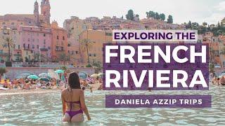 Exploring The French Riviera | Cote DAzur Vlog (Nice, Eze, Monaco, Menton, St Paul De Vence, Cannes
