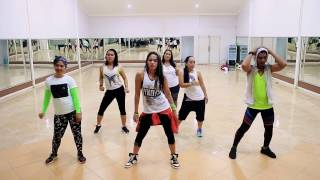 Hey DJ By CNCO  /Zumba Choreo By Chenci At WKM Studio Sangatta -Kaltim