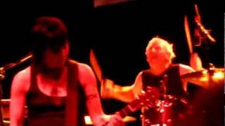"Joan Jett - ""Love Is Pain"" & ""I Love Playing with Fire"" @ the Hard Rock Hollywood, FL 2011"