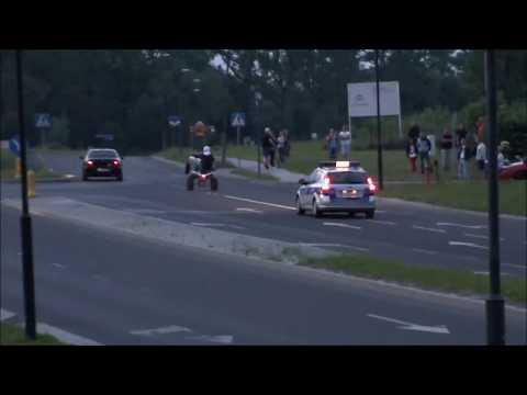 Ucieczka quadem przed policja  Like A Boss