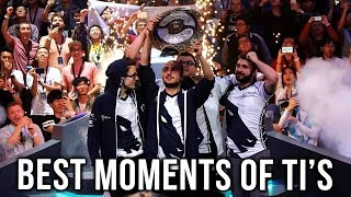 Best Moments of All TI