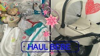 *HAUL 1* ~ Nos Achats Pour BEBE  ...