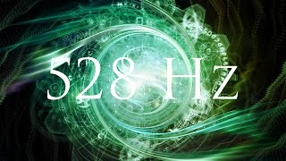 Activate Healing Power & Cleanse Destructive Energy ➤ Solfeggio 528Hz & 852Hz | Deep Healing
