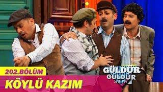 Güldür Güldür Show 202.Bölüm - Köylü Kazım