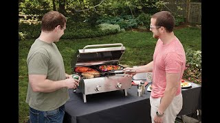 5 Awesome Portable gas grill on AMAZON!