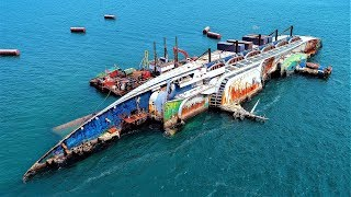 Download Youtube: 10 GIANT Abandoned Ships !