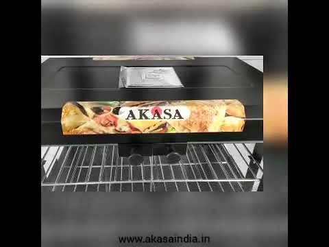 Akasa Indian Food Warmer Hot Case - 45ltr
