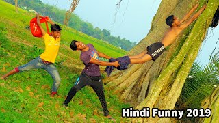 Indian New funny Video😄-😅Hindi Comedy Videos 2019-Episode-14--Indian Fun    ME Tv