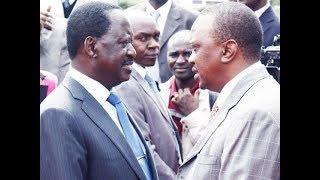 IEBC grand meeting : NASA, Jubilee leaders to meet IEBC