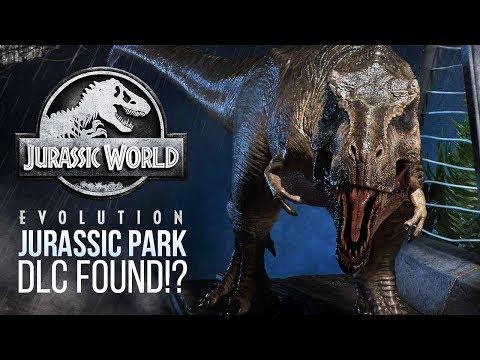 JURASSIC PARK 1993 DLC IN THE FILES! | Jurassic World: Evolution Update