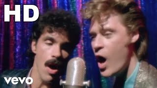 Daryl Hall & John Oates   One On One (Official Video)