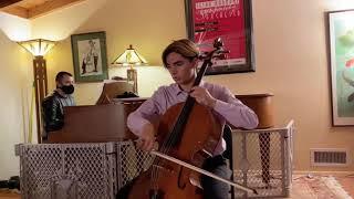 Cello Sonata No. 5 in D Major, Op. 102 No. 2: I. Allegro con brio by Ludwig Van Beethoven