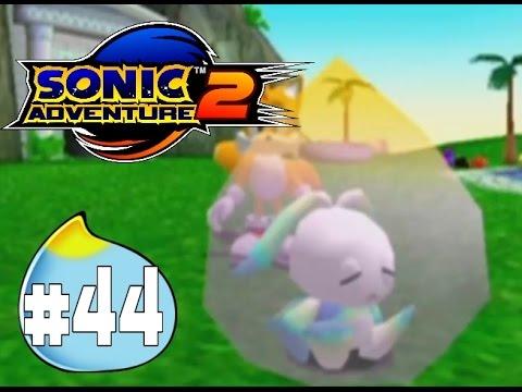 Sonic Adventure 2 Battle - Chao Garden - Part 42 - смотреть