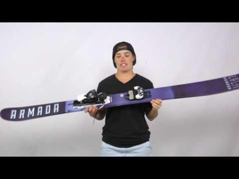 Men's Armada TST Skis