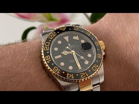 4 Gründe FÜR Stahl-Gold Uhren