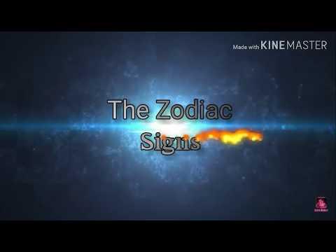 The Zodiac signs(trailer) READ DESCRIPTION