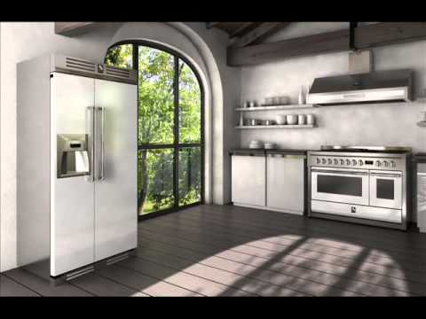 Steel Range Cooker Dual Fuel G12FF-4BM - Various Colours Video 1