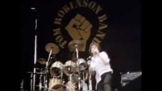 Tom Robinson Band - Up Against The Wall (Live)