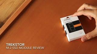 TREKSTOR M.2 SSD MODULE Review
