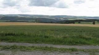 preview picture of video 'Aussicht auf das Erzgebirge'