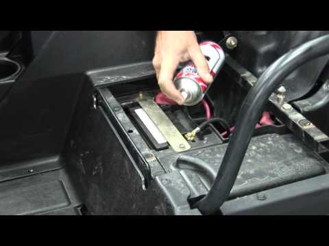 Battery Maintenance and Terminal Protector