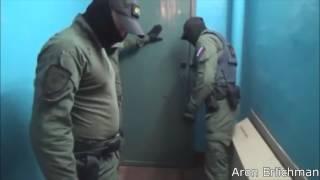Задержания ФСБ, СОБР, ОМОН.