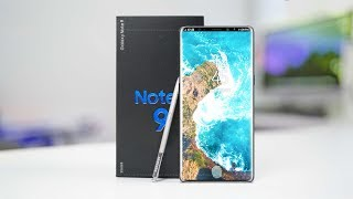 Introducing - Samsung Galaxy Note 9.