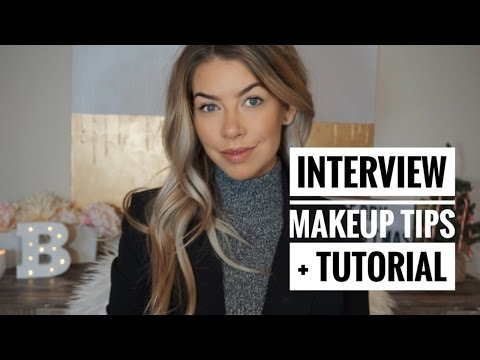 Interview Makeup Tips & Tutorial  | Work Appropriate Makeup