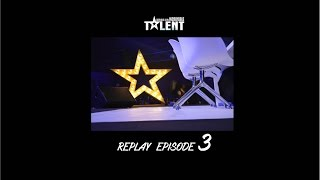 REPLAY L'Afrique a un incroyable talent Episode 3 COMPLET